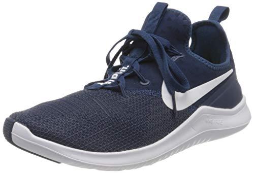 Nike Damen WMNS Free Tr 8 Hallenschuhe, Blau (Marine/Blanc 401), 39 EU
