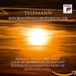 Telemann: Reformations-Oratorium 1755
