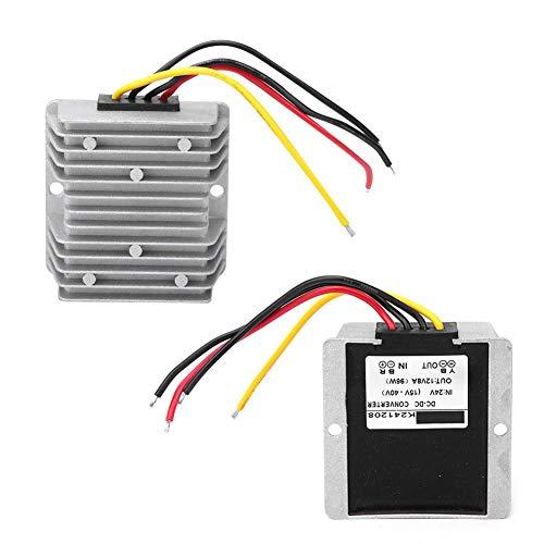 Módulo convertidor reductor, aluminio S Protección automática IP67 Convertidor de potencia, -20...