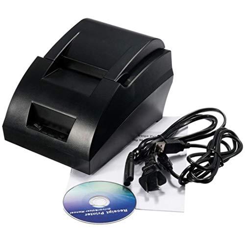 Yongse 12 V USB Mini 58 mm POS ESC Thermal Dot Receipt Printer Set 384 Line met papier Roll