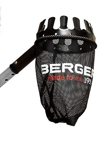 Berger ArboRapid Obstpflücker 5440 Aufsatz für ArboRapid Teleksopstangen Erntehelfer mit 13 cm Fangdurchmesser