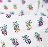 Wooju.Corporation Kleine Charaktere 5 Arten Farbe Ananas