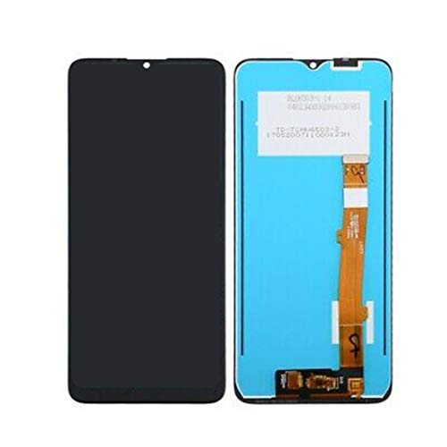 TheCoolCube LCD Display Digitizer Touch Screen Assembly Replacement for Alcatel 3X 2020 5061 / T-Mobile REVVL 4+ Plus 5062W 5062Z 6.52 inch (Black)