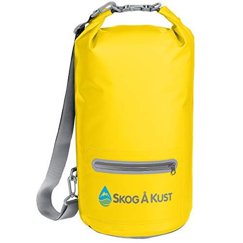 Skog Å Kust DrySak Waterproof Dry Bag | 20L Yellow