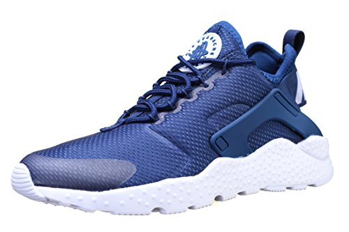 Nike W Air Huarache Run Ultra, Scarpe da Corsa Donna, Azul (Azul (Coastal Blue/White), 38