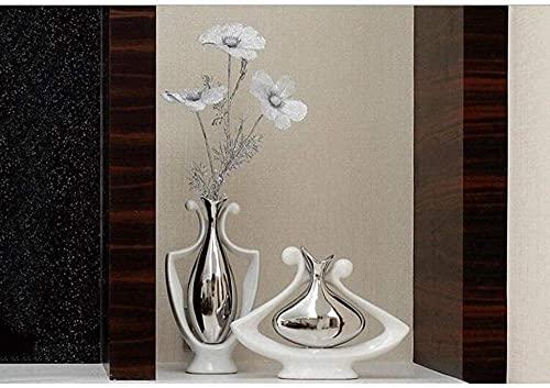 QI-Shanping Entrada Decoración Escultura Decoraciones para el hogar Vinos Gabinetes Muebles de Sala de Estar Artesanía Suministros para el hogar Arte Creativo (Color: C (a + b))-F (d + e)
