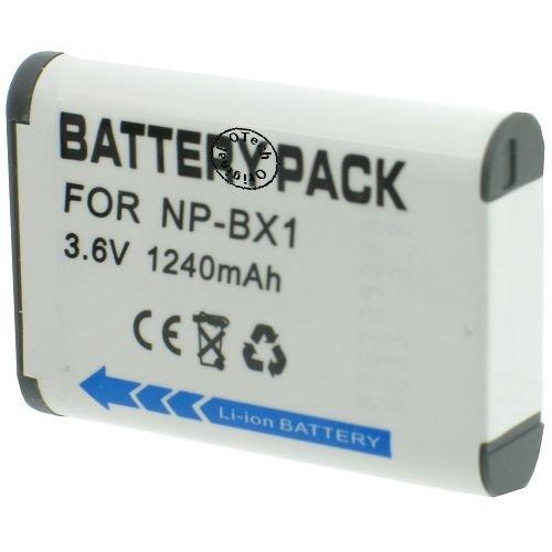 Otech bateria Compatible para Sony HDR-CX240E