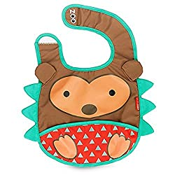 Skip Hop Zoo Animal Bib feeding bibs washable bibs baby bibs toddler bibs velcro bibs