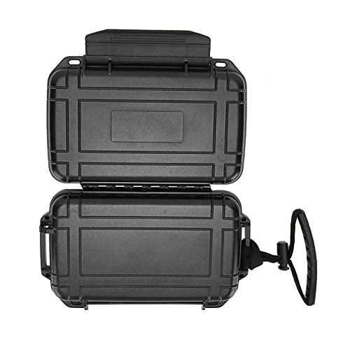 Prevenir arañazos teléfono caja ABS+esponja sellada caja impermeable, contenedor impermeable, para objetos de valor para guardar dinero