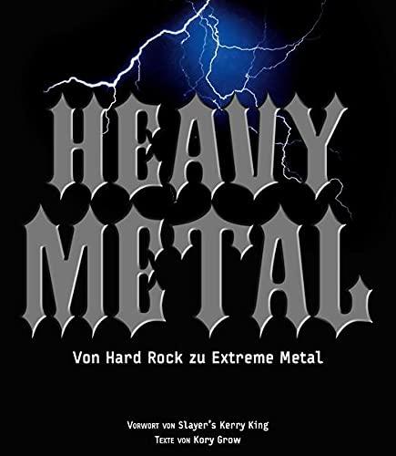 Heavy Metal: Von Hard Rock zu Extreme Metal