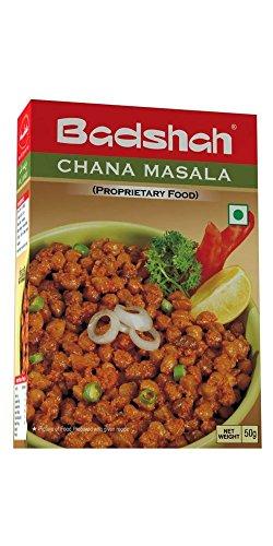 Bharat Bazaar - Badshah Chana Masala - 50 g