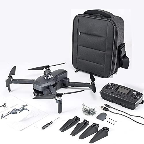 JJDSN Drone con cámara 4K EIS para Adultos, cuadricóptero GPS Profesional para Principiantes con 30/60/90 Minutos de Tiempo de Vuelo, Motor sin escobillas, transmisión de 2,4 GHz, Retorno automáti
