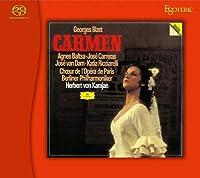 歌劇「カルメン」(全曲): Karajan