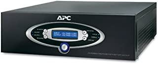 APC J15BLK 12-Outlet J-Type Power Conditioner with Battery Backup (Discontinued by Manufacturer) (Renewed)