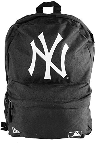 New Era MLB Everyday Bag Neyyan Blk Bandolera, Unisex Adulto