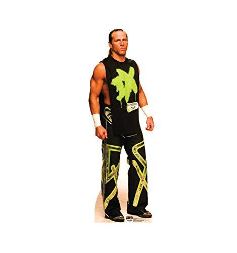 Cardboard People Shawn Michaels Life Size Cardboard Cutout Standup - WWE