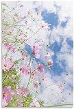 APAZSH Posters para Pared Poster de Arte de Lienzo de Flores con Encanto y Poster de Decoracion de impresión de Cuadros artísticas de Pared 60x90cm x1 Sin Marco