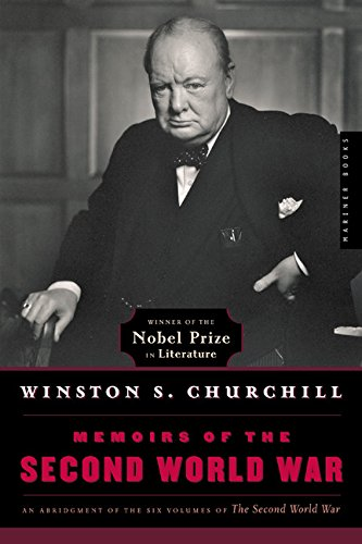 Churchill, W: Memoirs of the Second World War