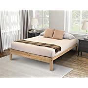 Nomad Plus Platform Bed - Twin