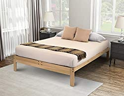 8d446c59d42 5 Best Wood Bed Frames Reviews in 2018 - Our Top Picks