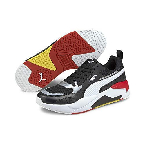 Puma Ferrari Race X-Ray 2, Zapatillas de Running, Black, 25 EU