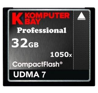 Komputerbay - Tarjeta Flash CF 1050x velocidad Extreme