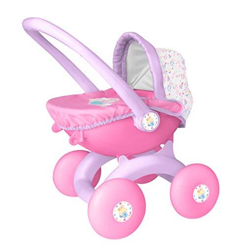 Baby Born 1423576 poppen kinderwagen, roze
