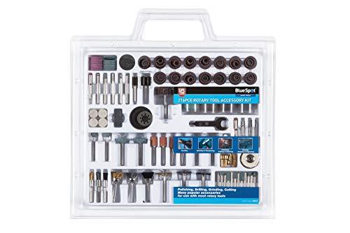 Blue Spot 216 Piece Rotary Tool Kit