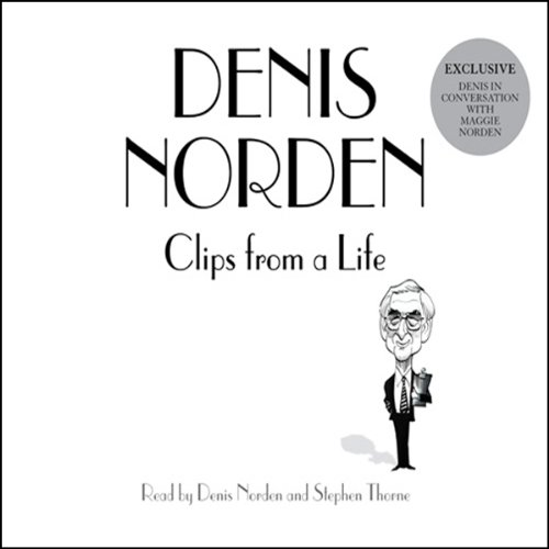 Clips from a Life audiobook cover art