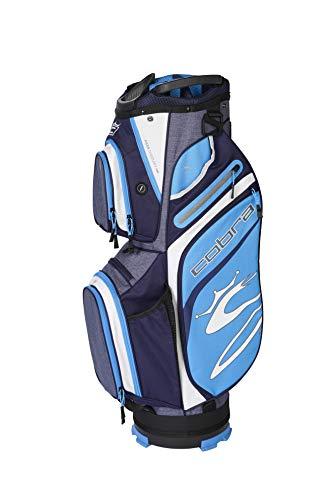 Cobra Golf 2020 Ultralight Cartbag (Peacoat-Ibiza Blue), Einheitsgröße
