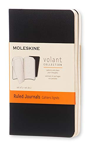 Best Pocket Notebook: Moleskine Volant Extra Small Notebook