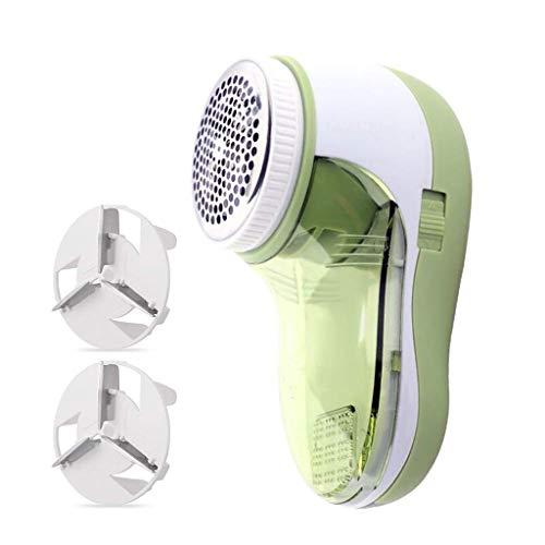 YUTRD ZCJUX Tela máquina de Afeitar Defuzzer, removedor de la Pelusa eléctrica, Recargable suéter máquina de Afeitar reemplazable con Inoxidable