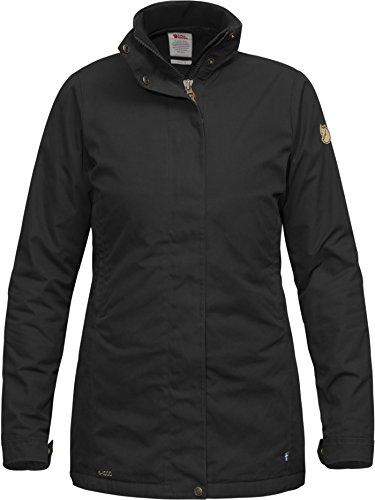 FJÄLLRÄVEN W Sörmland Padded Jacket Schwarz, Damen G-1000 Regenjacke, Größe XXS - Farbe Black