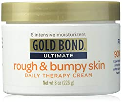 gold bond rough and bumpy - chemical exfoliant