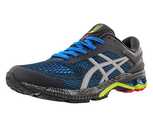 ASICS Men's Gel-Kayano 26 LS Running Shoes, 7.5M, Graphite Grey/Piedmont Grey