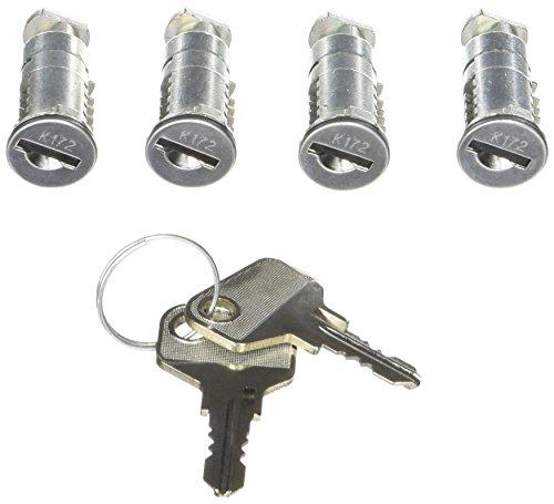Cruzber 399932014 4 Cerraduras Antirrobo