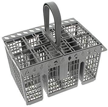 Utiz - Cesta de cubiertos con asa y tapa para lavavajillas Ariston Hotpoint DW12230 DW12470 DW14570 DW14572