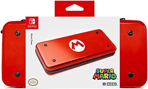 Hori - Alumi Case Super Mario (Nintendo Switch)
