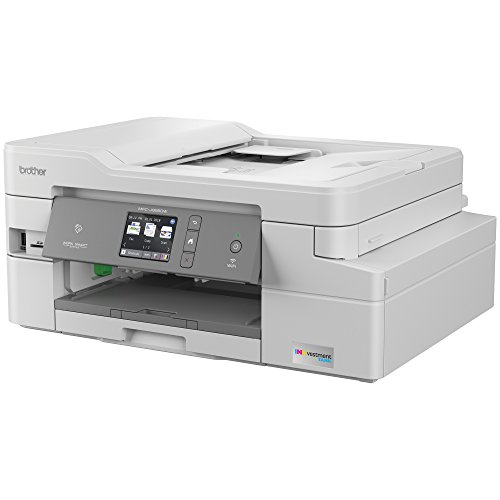 Brother INKvestmentTank Inkjet Printer, MFC-J995DW XL, Extended Print, Color All-in-One Printer, Mobile Printing Duplex Printing, Upto 2-Years Ink-in-Box