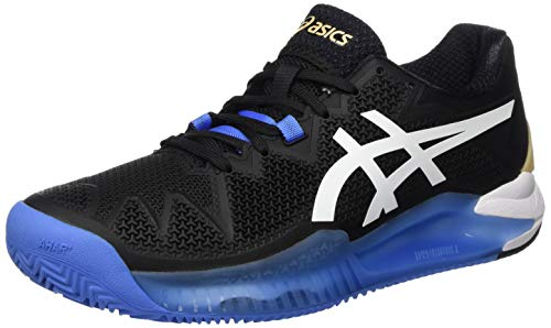 Asics Gel-Resolution 8 Clay, Tennis Shoe para Hombre,...