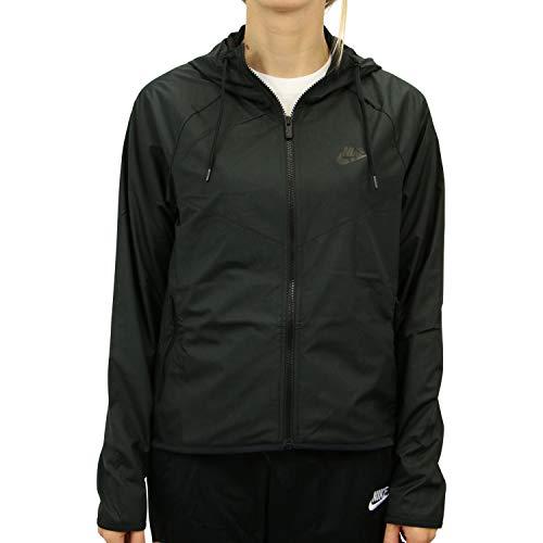 Nike Damen Sportswear Windrunner Jacke Schwarz S