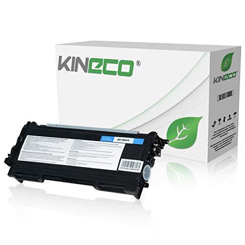 Kineco Toner kompatibel für Brother TN-2005 TN-2000 für Brother HL-2035, HL-2037, HL-2035R - Schwarz 3.500 Seiten