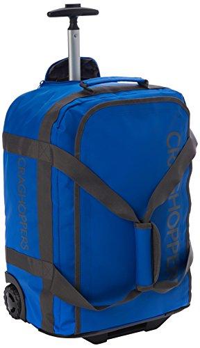 Craghoppers Corto Raggio-Trolley per Bagaglio a Mano, Colore: Blu/Quarry, 38 l