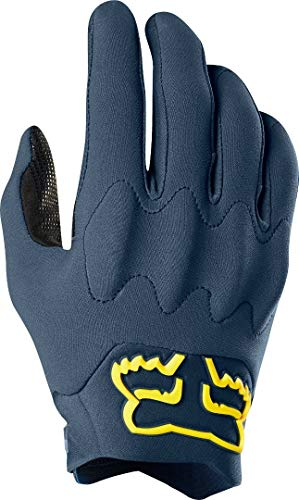 Fox Guantes Attack Fire Midnight, tamaño M