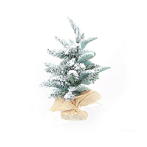 1 Paquete de Nieve Artificial Navidad Pino Aguja árbol Decorativo luz para Interiores Navidad año Nuevo decoración Festiva casa Fiesta decoración