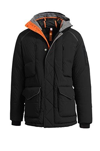 Parajumpers GINGA Jacket - Black - Mens - XL