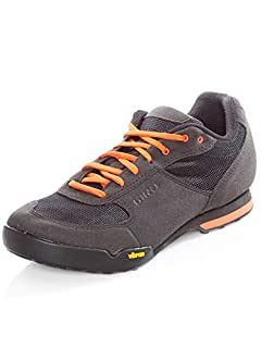 Giro Men's Rumble VR MTB Cycling Shoes, Black/Glowing Red, 9.5 UK (44 EU) (B00NEX452Y) | Amazon price tracker / tracking, Amazon price history charts, Amazon price watches, Amazon price drop alerts | camelcamelcamel.com