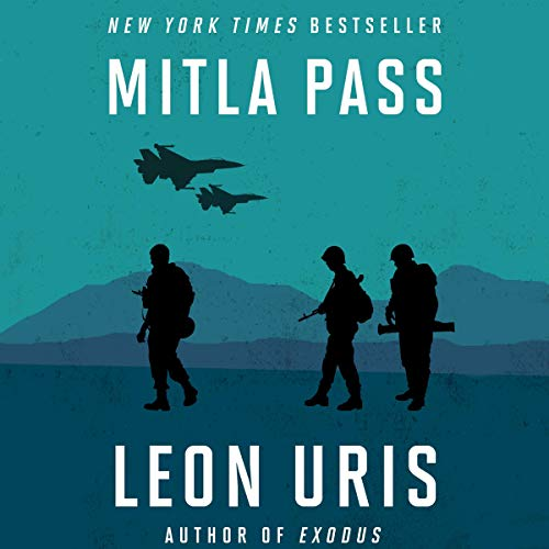 Mitla Pass cover art