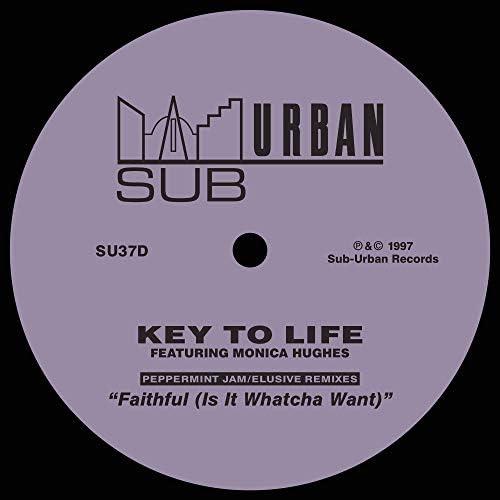 Key To Life feat. Monica Hughes