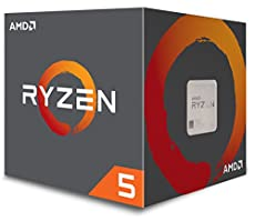 Image of AMD Desktop Ryzen 5 1600. Brand catalog list of AMD. This item is rated with a 5.0 scores over 5